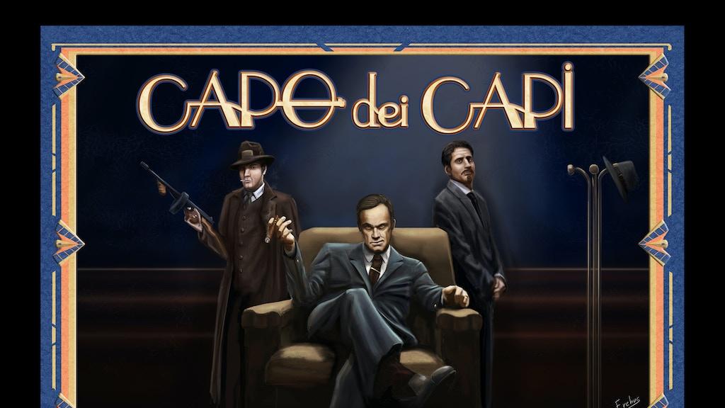 Capo dei Capi project video thumbnail