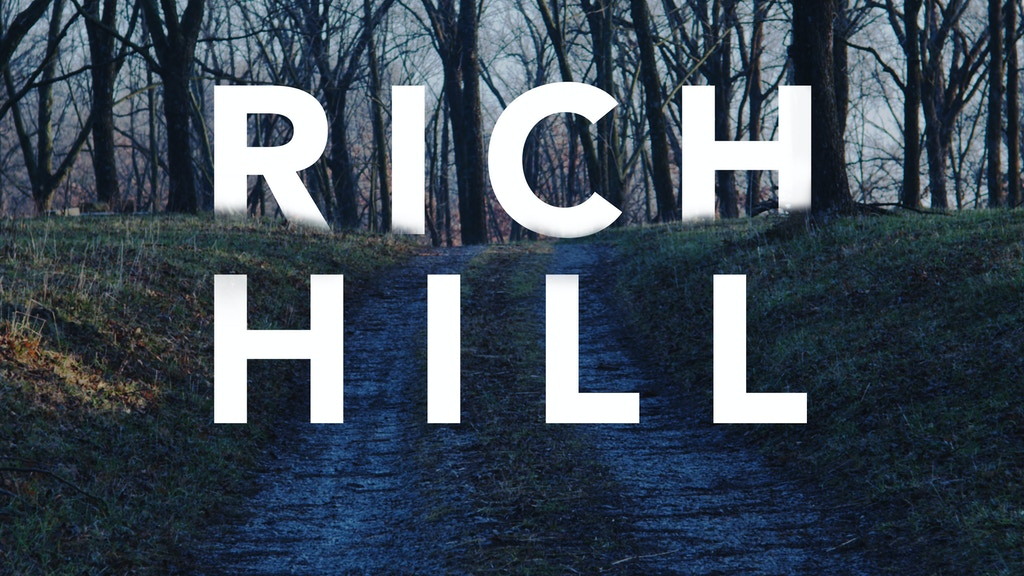 RICH HILL - Feature Documentary project video thumbnail
