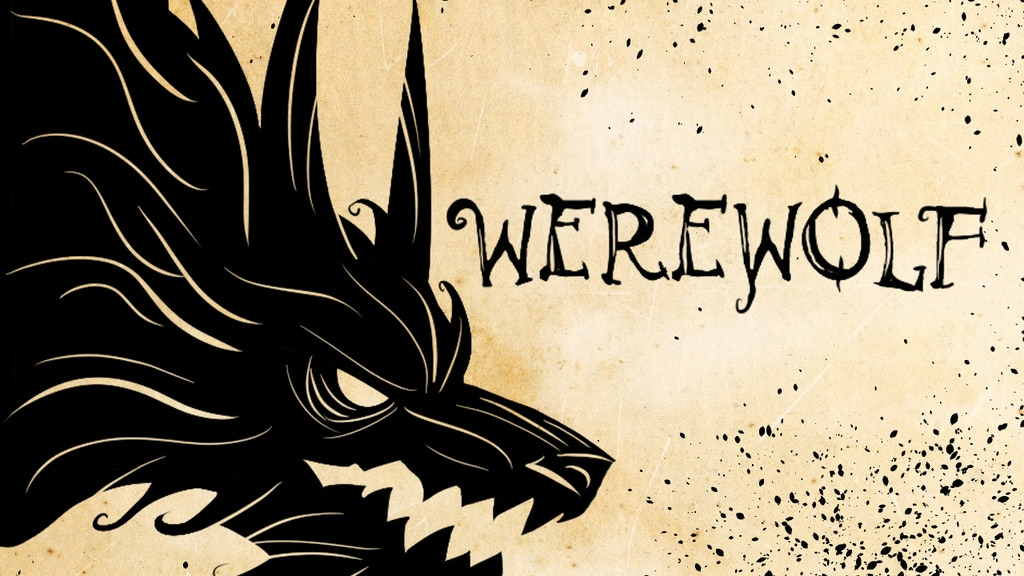 Werewolf project video thumbnail