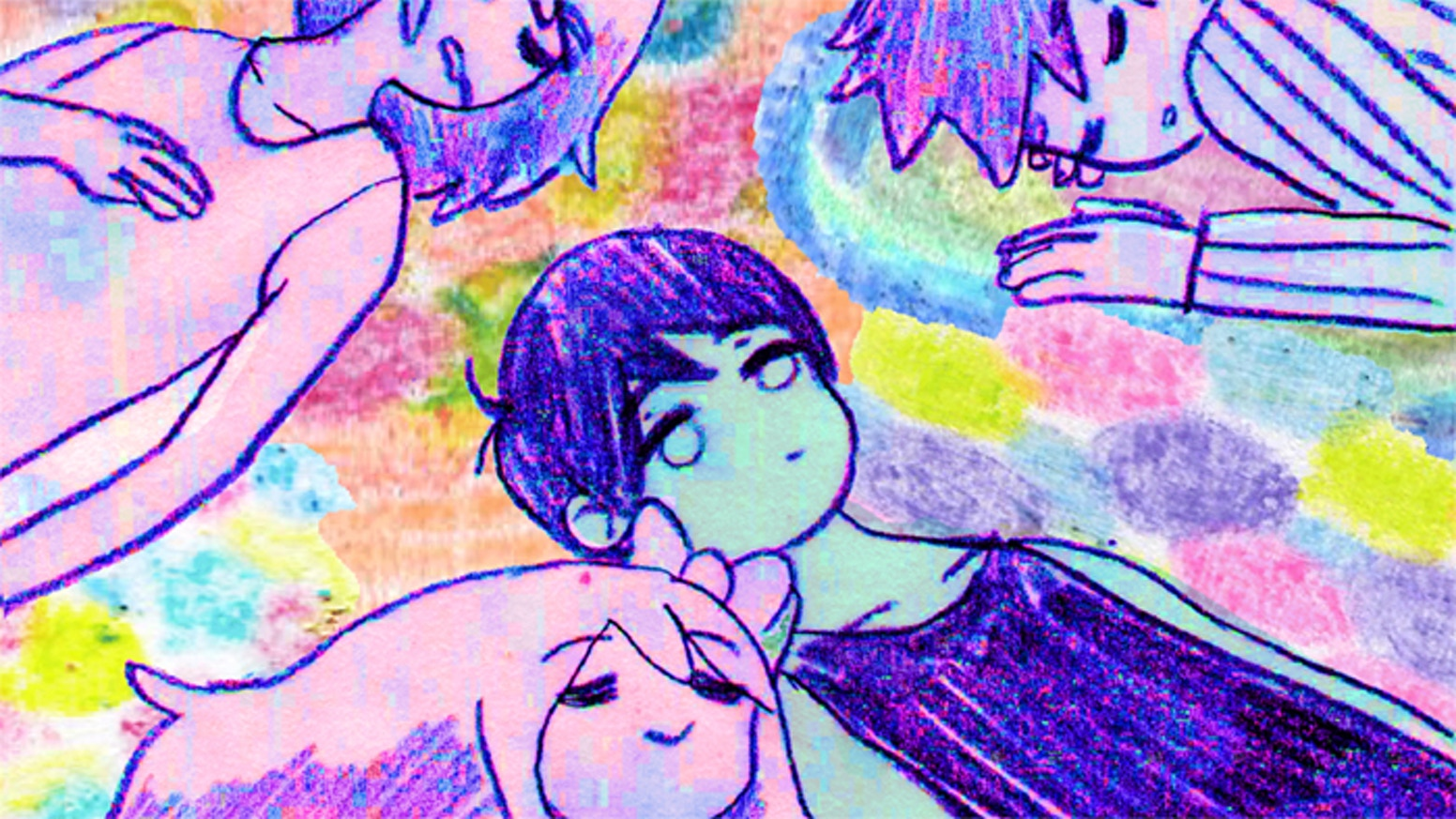 OMORI by OMOCAT » HAPPY NEW YEAR + NEW TRAILER! — Kickstarter