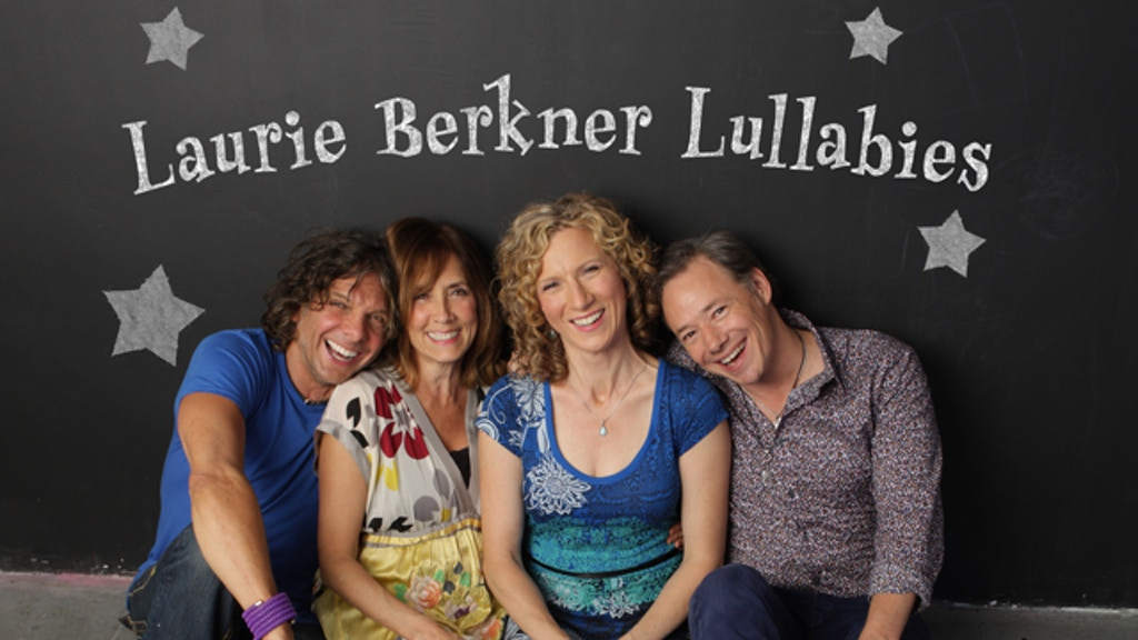 Laurie Berkner is making a Lullaby Album project video thumbnail
