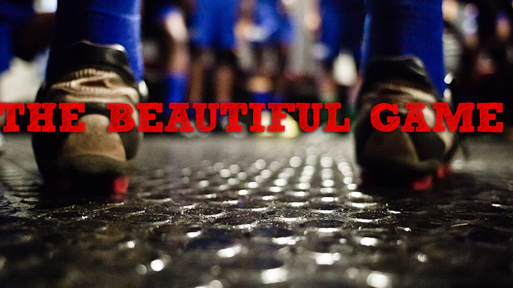 The Beautiful Game project video thumbnail