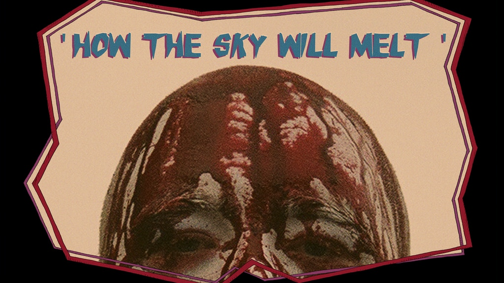 Finishing 'HOW THE sky WILL MELT' project video thumbnail