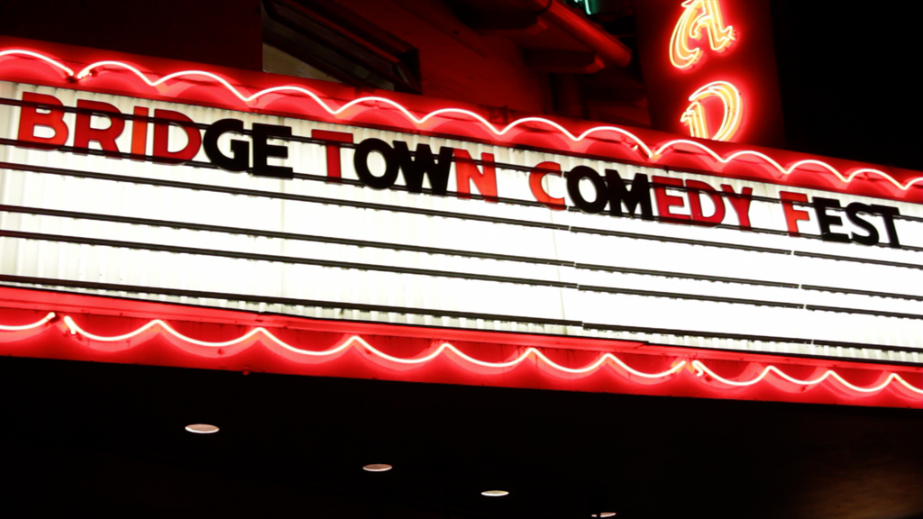 Bridgetown Comedy and PDX comedy scene documentary(relaunch) project video thumbnail