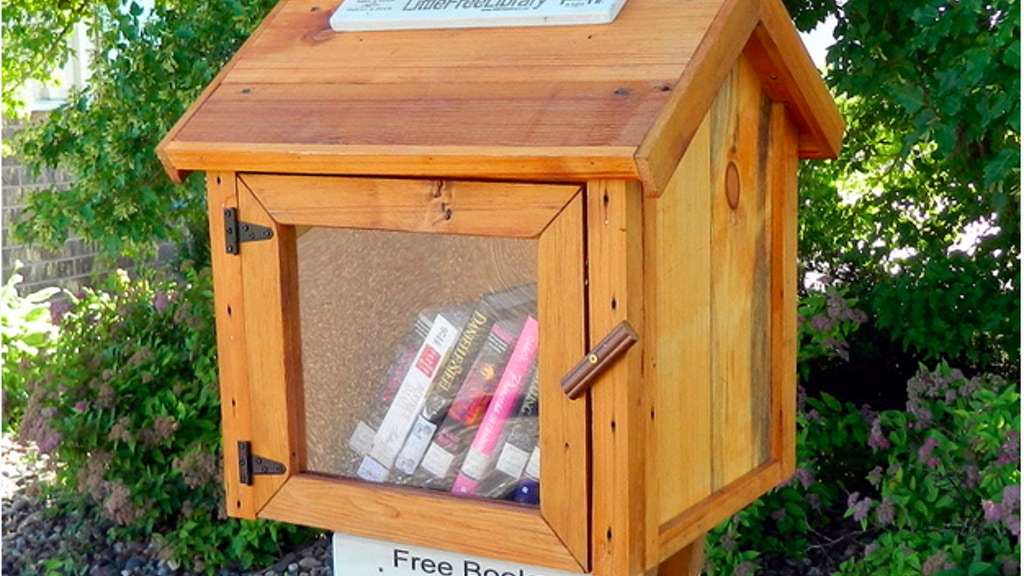 Little Free Library - Abbotsford, British Columbia project video thumbnail