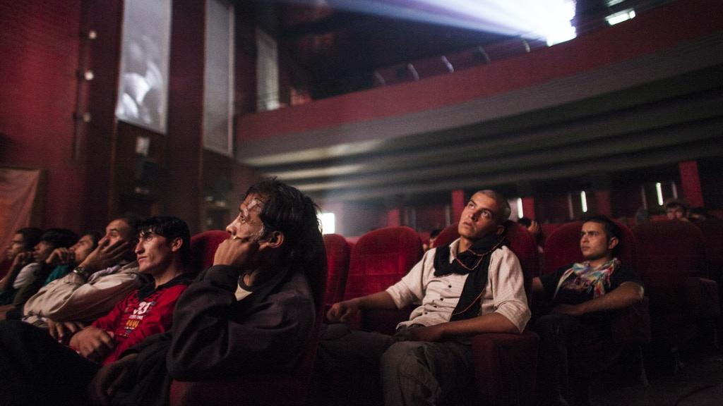 The Forbidden Reel: A Journey Through the Cinemas of Kabul project video thumbnail