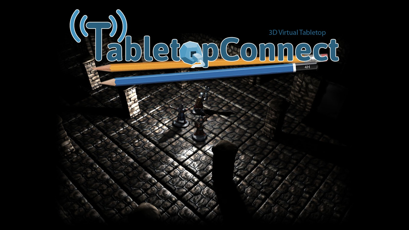 Tabletop Connect Have been waiting for this