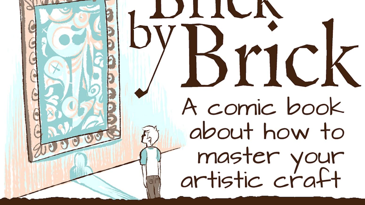 Brick by Brick by Stephen McCranie » Final PDF Book Available
