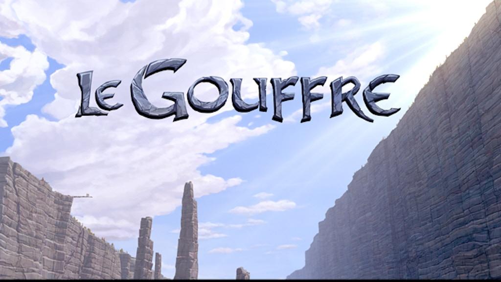 Le Gouffre - Animated Short Film project video thumbnail