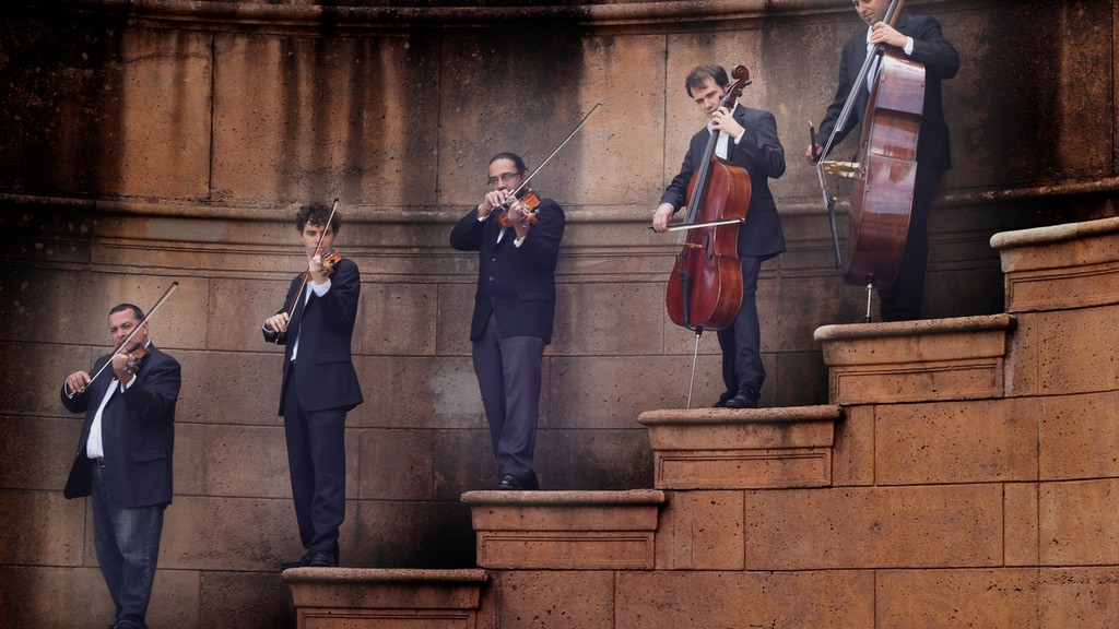 The Musical Art Quintet, Chamber con Alma project video thumbnail