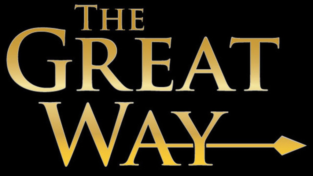 The Great Way, an epic fantasy trilogy by Harry Connolly project video thumbnail