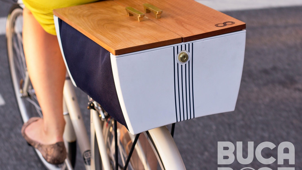 Buca Boot: Flexible, Secure Storage for the Urban Biker project video thumbnail