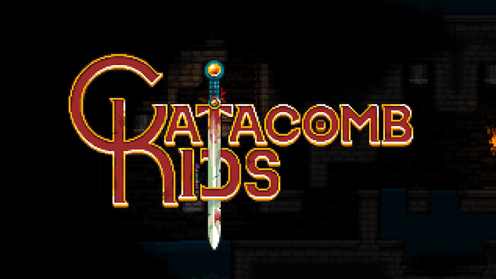 Catacomb Kids - A Very Roguelike Platformer project video thumbnail