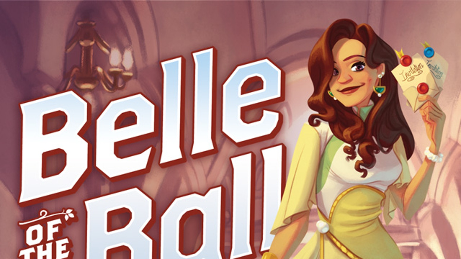e14bb4944d963 Belle of the Ball: A Fancy Schmancy Card Game by Dice Hate Me Games ...