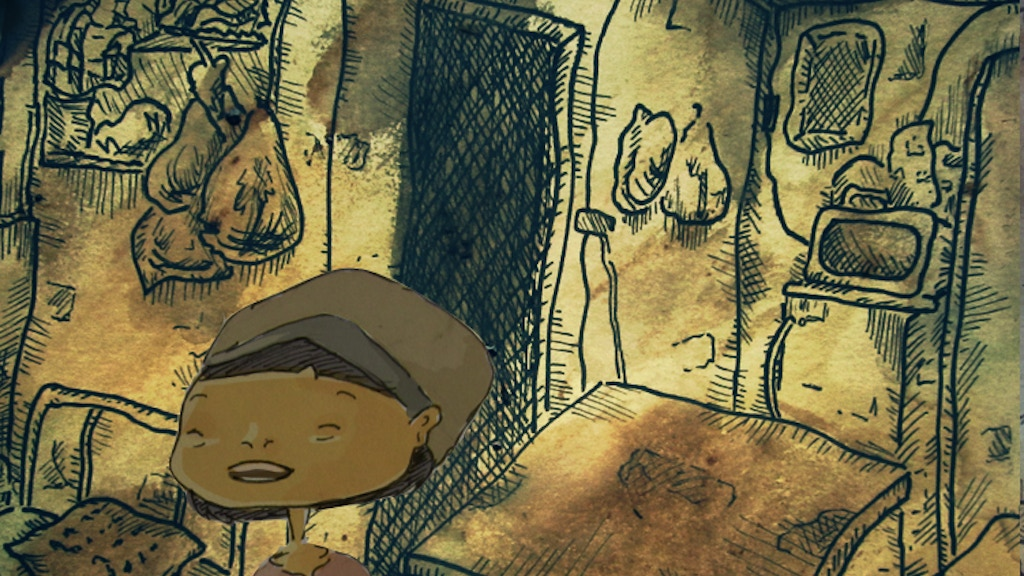 FMP Animation Short for Degree!! project video thumbnail