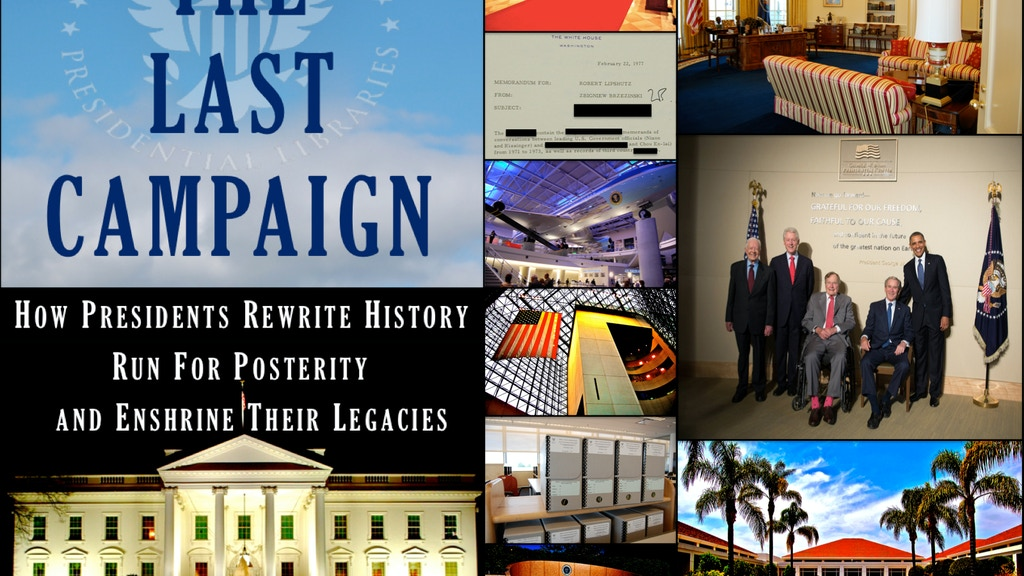 The Last Campaign: the Politics of Presidential Libraries project video thumbnail