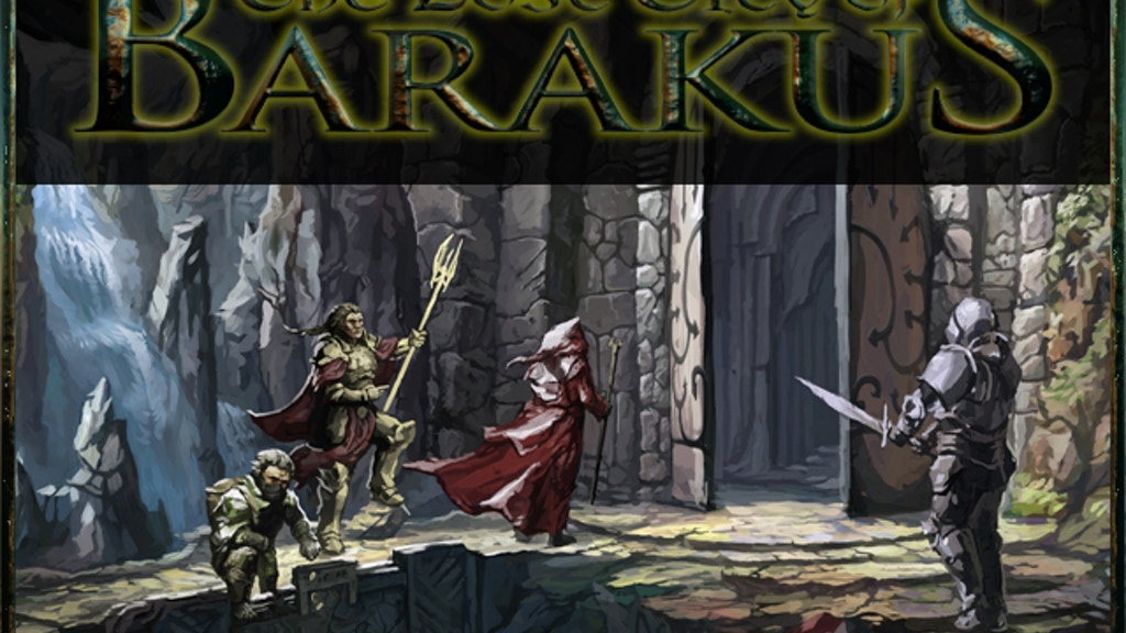 The Lost Lands: The Lost City of Barakus project video thumbnail