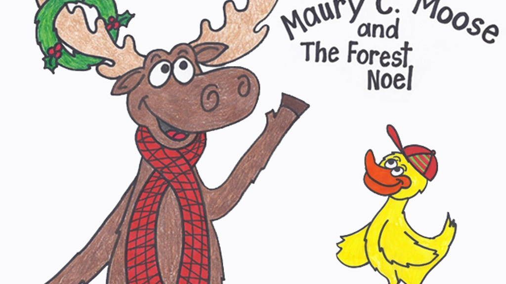Maury C. Moose and The Forest Noel project video thumbnail