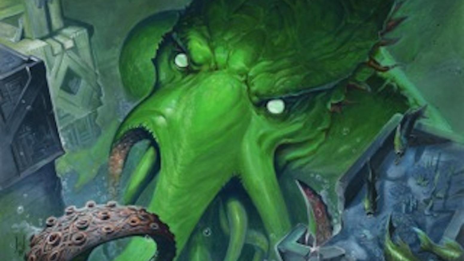 Cthulhu's Vault by Jolly Roger Games — Kickstarter