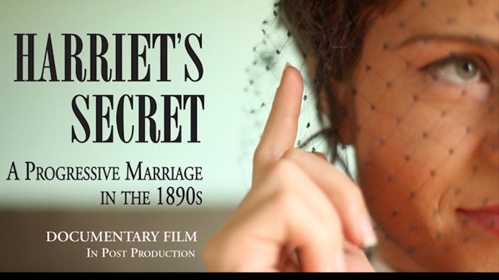 Harriet's Secret — (Grandkids star in the ancestors' movie). project video thumbnail
