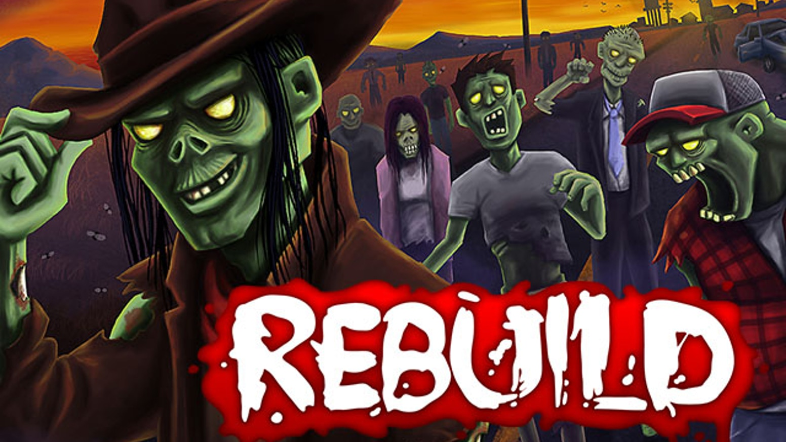 It's Sim City meets The Walking Dead. Rebuild civilization one building at a time in this strategy game for Win, Mac, iOS, & Android.