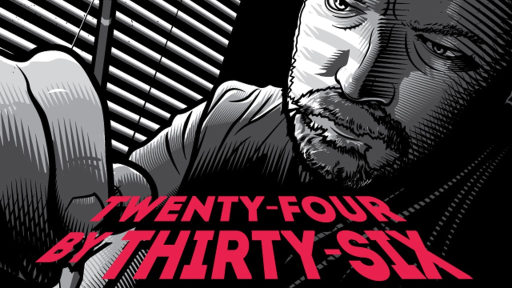 """""""Twenty-Four by Thirty-Six"""" Documentary on Movie Poster Art project video thumbnail"""