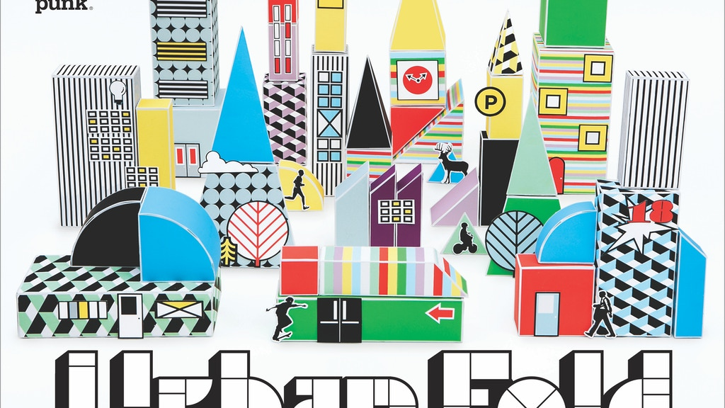URBAN FOLD: Build Your Own Paper Block City project video thumbnail