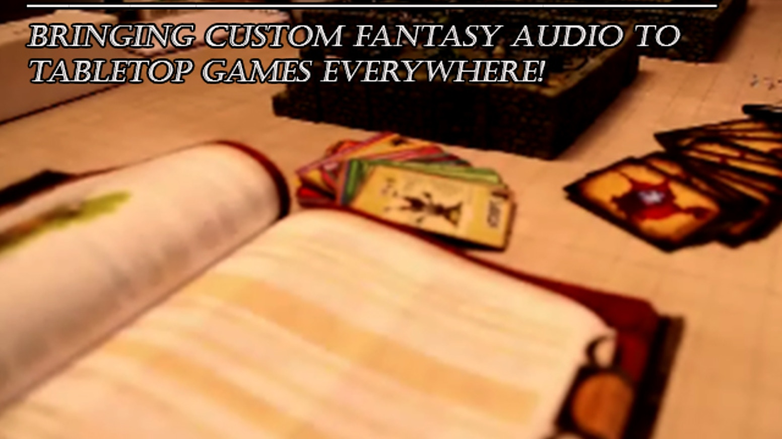 Enhance your Campaign w/ 500+ Downloadable Fantasy Audio Scores built for Tabletop RPGs. Create your own custom scores! BattleBards. Community Driven. Kickstarter Funded. NOW LIVE at BattleBards.com