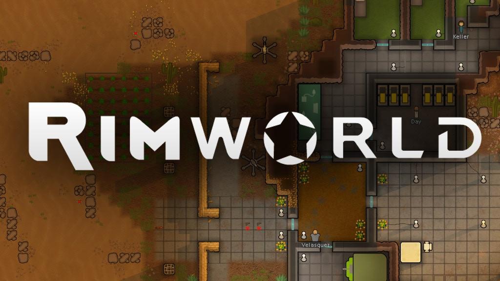 RimWorld project video thumbnail