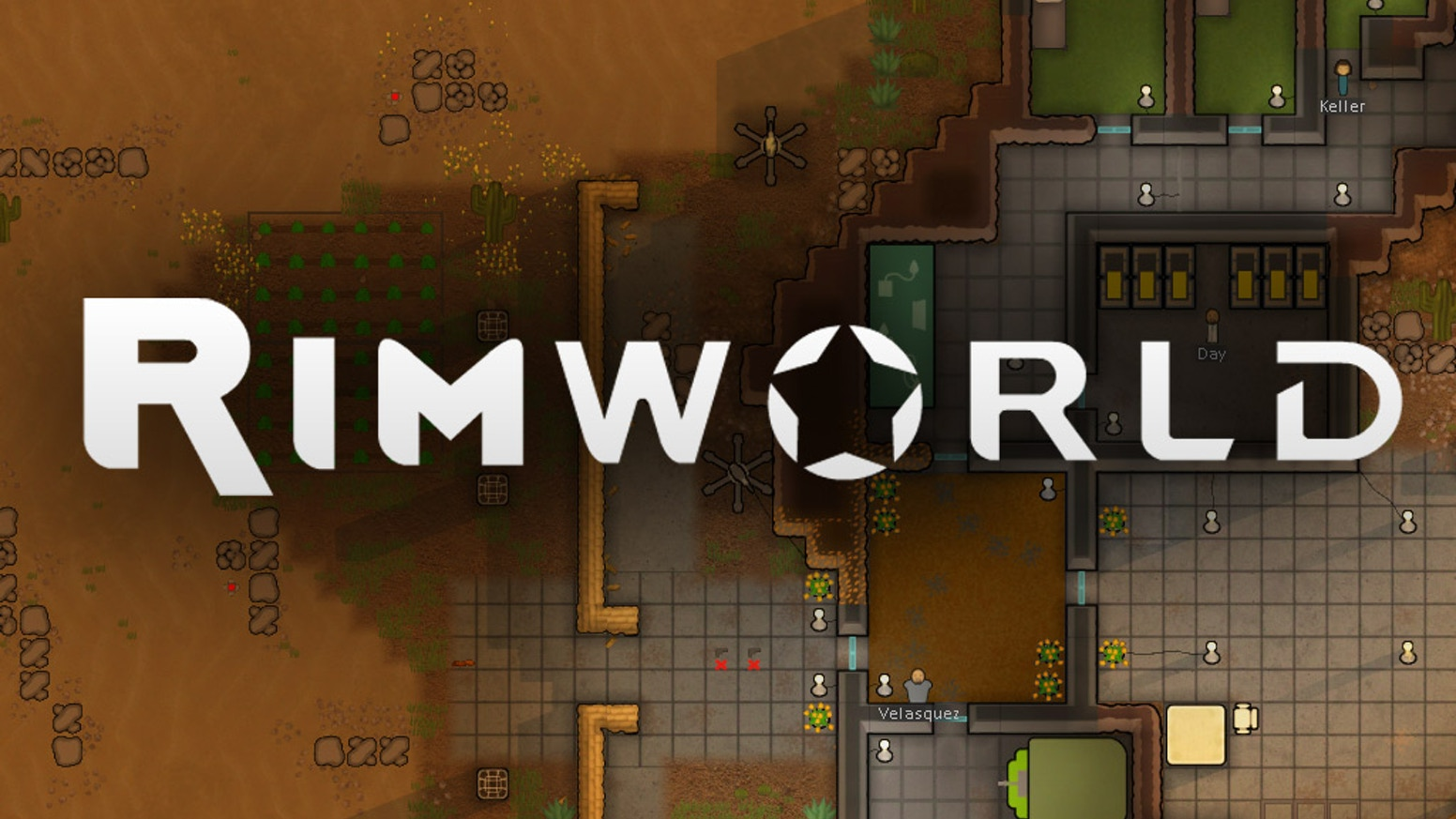 RimWorld by Tynan Sylvester » Alpha 1 Released — Kickstarter