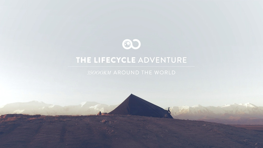 The LifeCycle Adventure | A Photographic World Cycle project video thumbnail