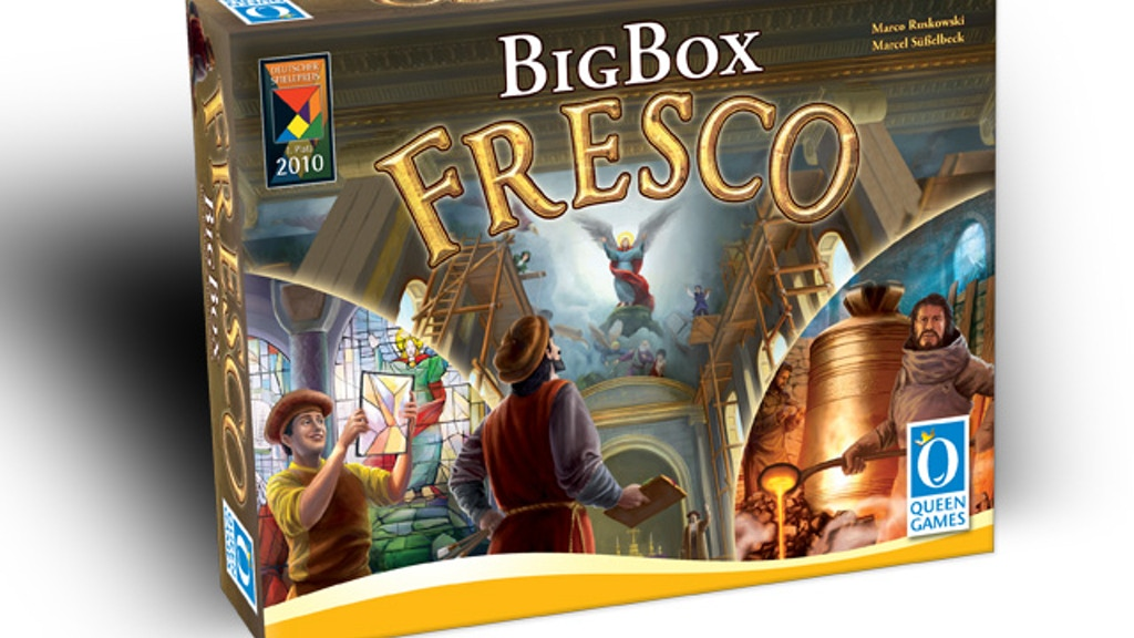 Fresco Big Box project video thumbnail
