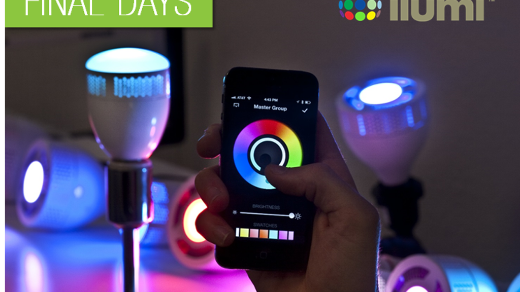 ilumi: the world's smartest lights project video thumbnail