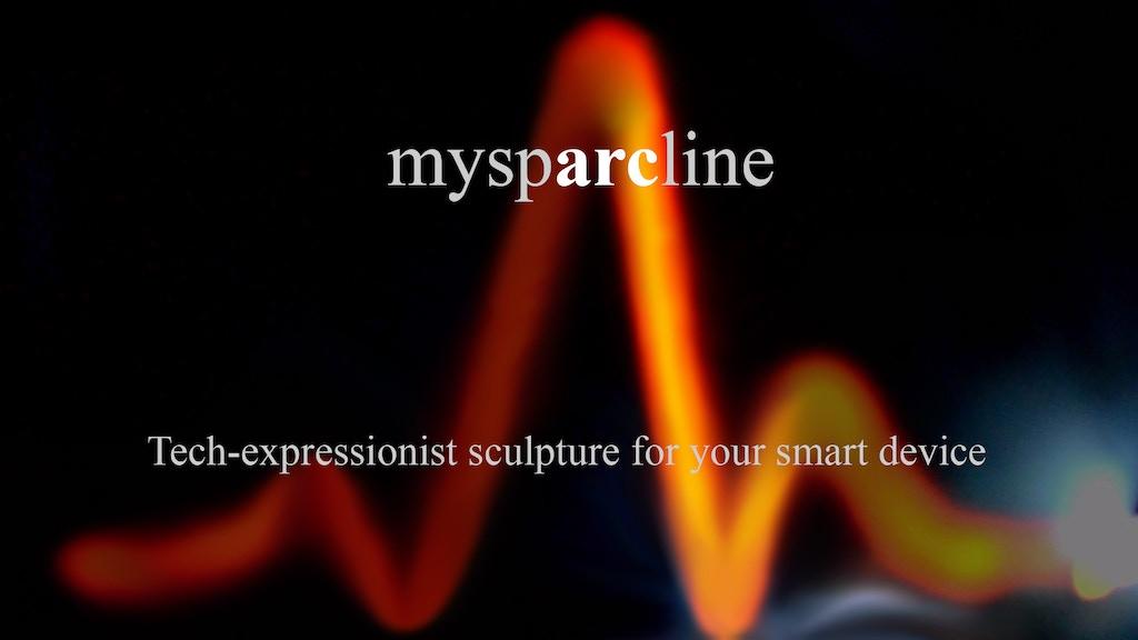 MySparcLine: Sculpture for your smart device project video thumbnail