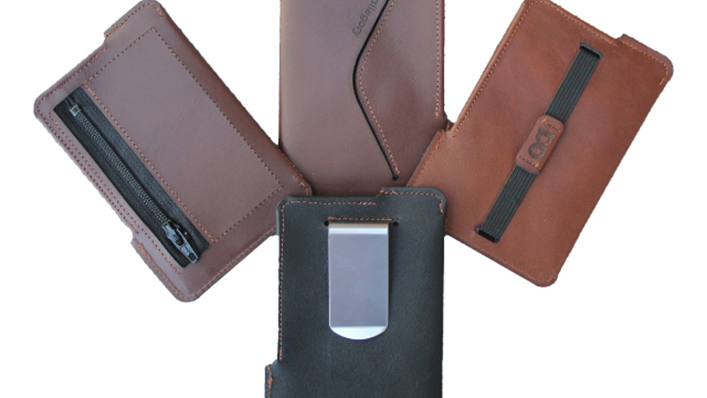The Kit - Tailored Wallet: Don't settle for mass-produced. project video thumbnail