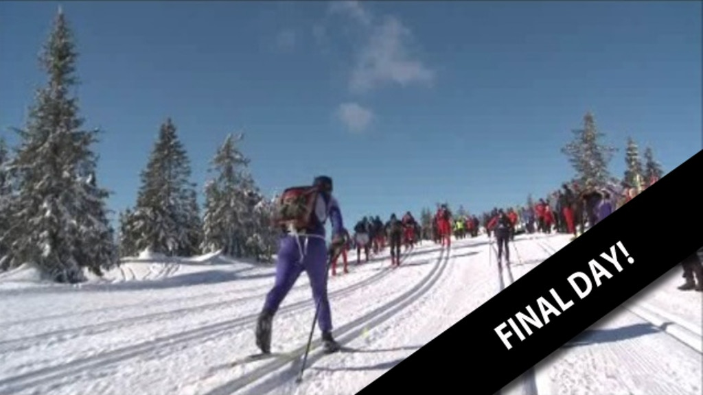 Multiple Sclerosis, the Vikings and Nordic Skiing project video thumbnail