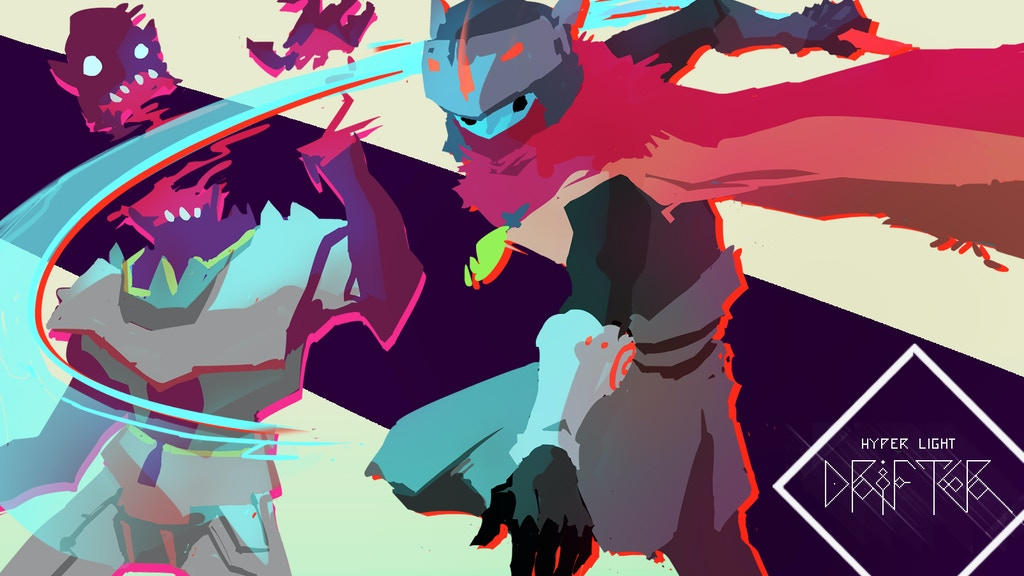 Hyper Light Drifter project video thumbnail