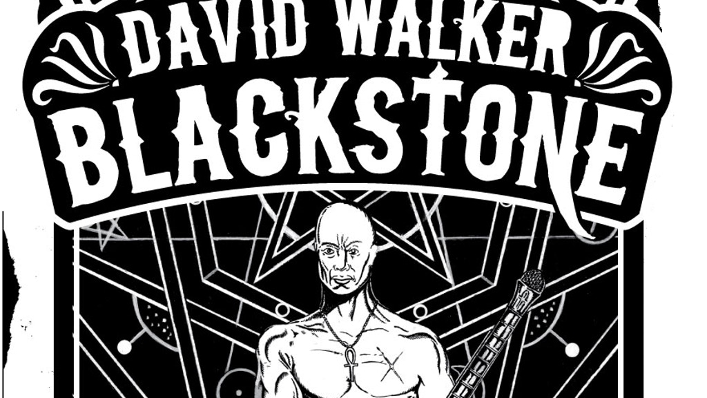 The Amazing Adventures of David Walker Blackstone project video thumbnail