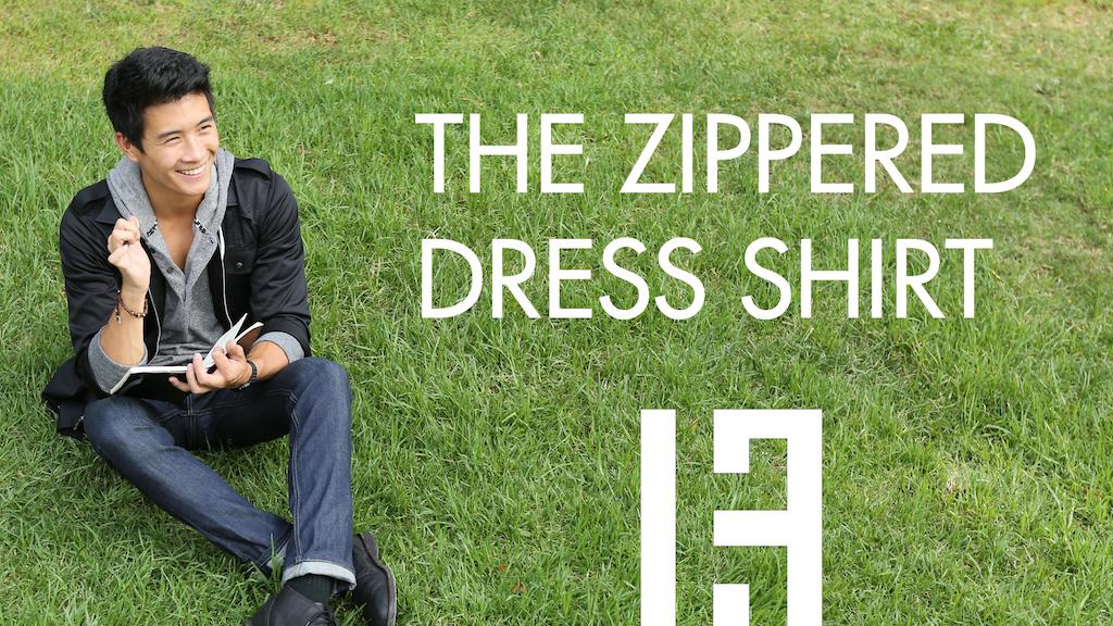 LK3: The Zippered Dress Shirt project video thumbnail