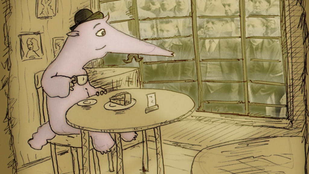 'The Anteater That Didn't' project video thumbnail