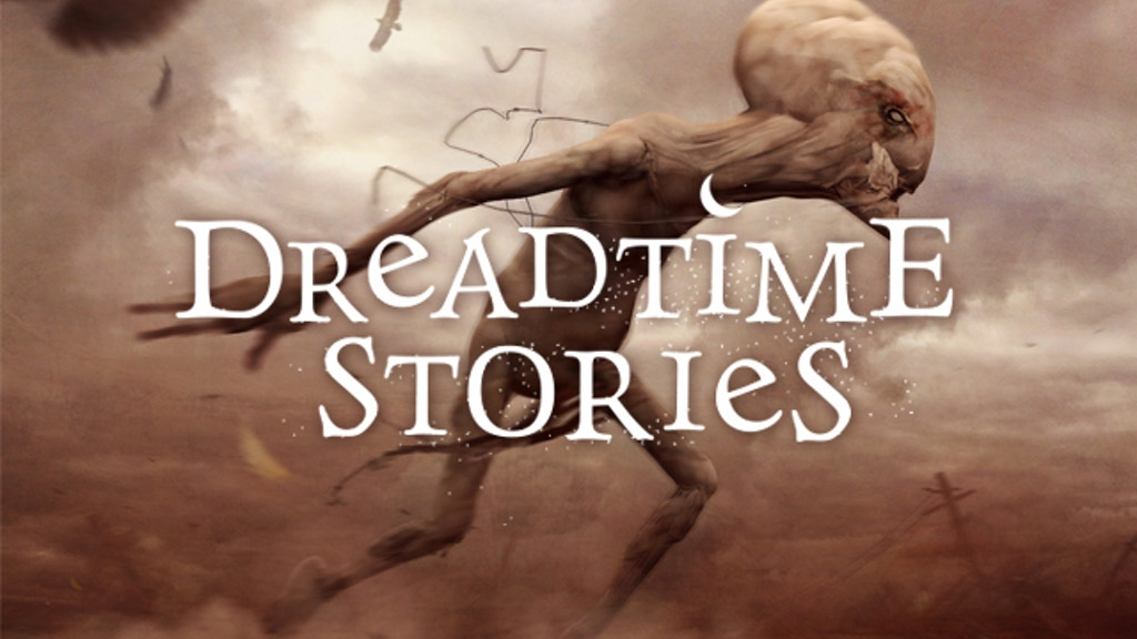 Brent Sims' Dreadtime Stories: A Short Film Horror Anthology project video thumbnail