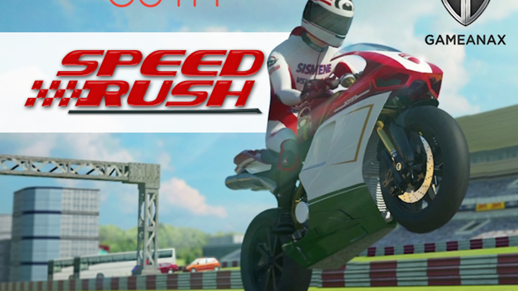 Speed Rush - A Superbike Game for OUYA Console project video thumbnail
