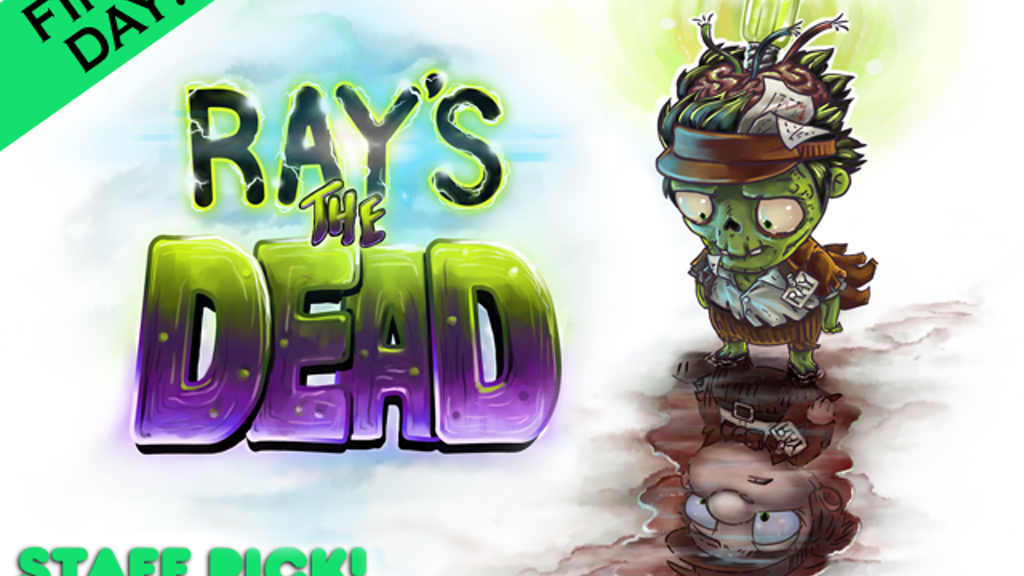 Ray's the Dead project video thumbnail