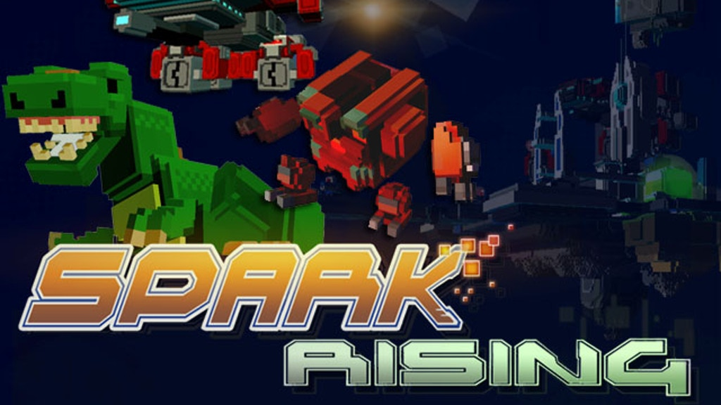 Spark Rising-- Build. Battle. Conquer. project video thumbnail