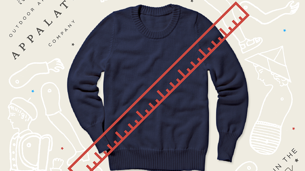 Custom Fit Sweaters, Ethically Made in America by Appalatch by ...