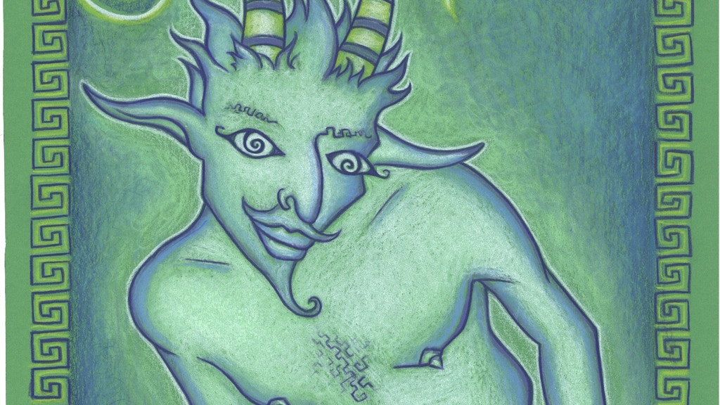 "Zak Plum, ""Rites of Dionysus"" project video thumbnail"
