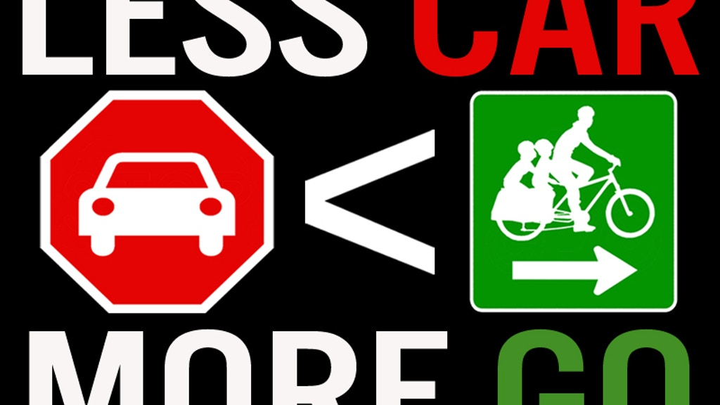 LESS CAR MORE GO: the cargo bike documentary project video thumbnail