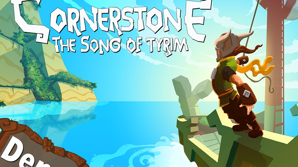 Cornerstone: The Song of Tyrim project video thumbnail