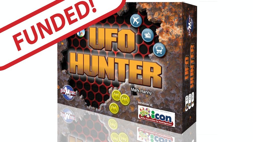 UFO Hunter project video thumbnail