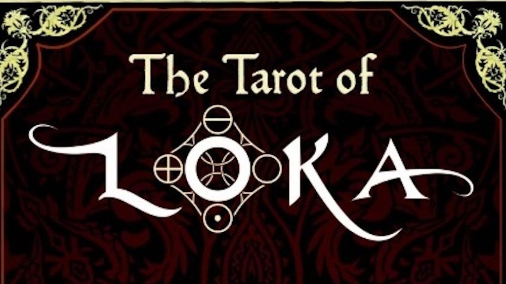 The Tarot of Loka project video thumbnail